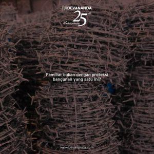 Kawat Duri Beva Barb Murah dan Berkualitas