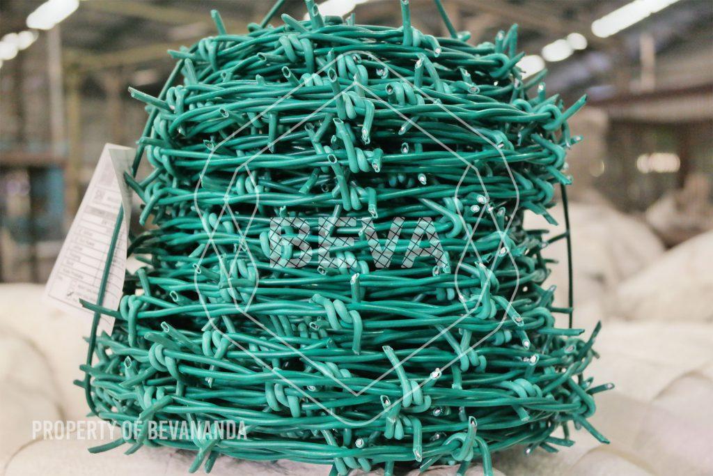 Material bahan kawat pagar